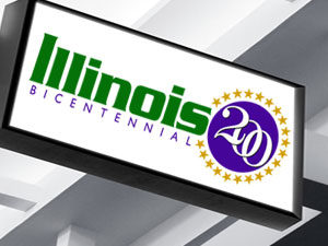 State of Illinois : Bicentennial