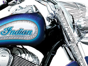 Dremel : Indian Motorcycle